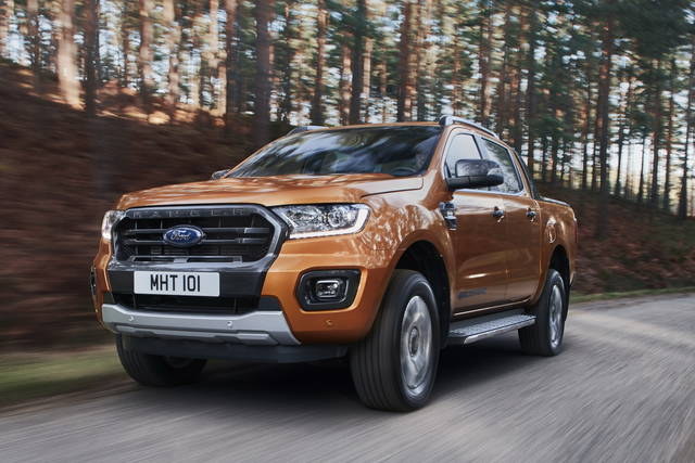 Ford Ranger 2019: nuovi il motore e le dotazioni tecnologiche