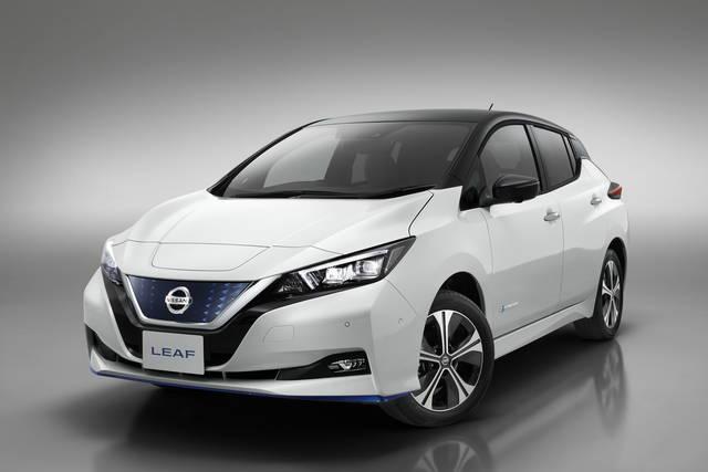 Nissan leaf piccole migliorie e la versione zero