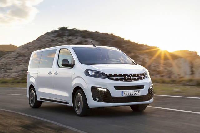 Opel Zafira cambia tutto arriva la Life