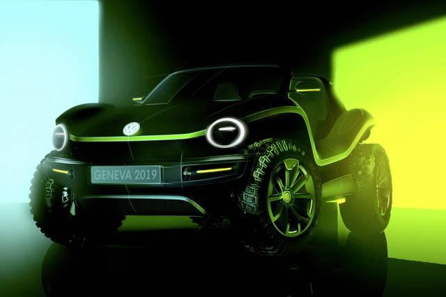 Dalla Volkswagen un omaggio alla prima dune buggy