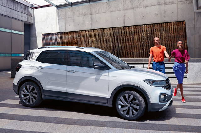 Volkswagen T-Cross: si parte con la First Edition