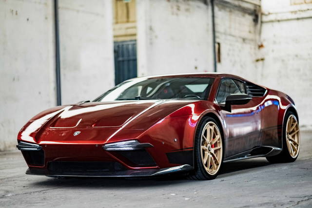 Ares Panther: fuoriserie all'italiana