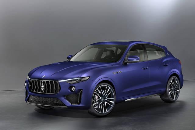 Maserati, Geneva International Motor Show 2019