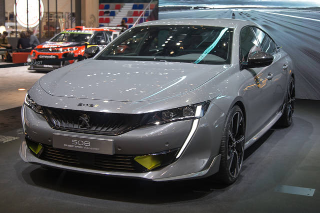 Peugeot 508 Sport Engineered: un'ibrida per andare forte