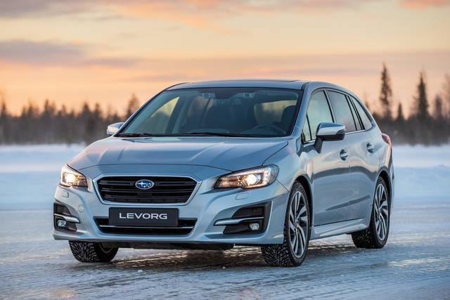 Subaru Levorg: cambio di personalità