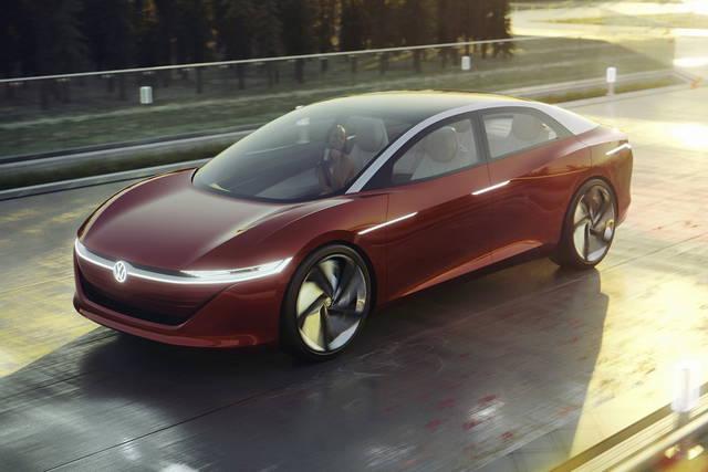 Gruppo Volkswagen 70 elettriche in 10 anni