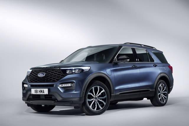 Ford Explorer: arriva anche in Europa, ma solo ibrida