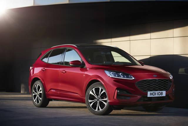Ibrida E Filante Ecco La Nuova Ford Kuga