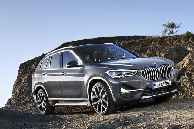 BMW X1: un restyling di sostanza