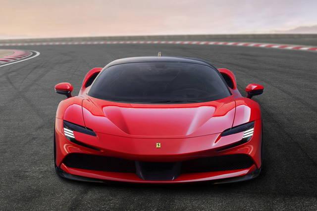 La Ferrari SF90 potrebbe costare 550.000 euro