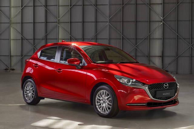 mild hybrid mazda 2 2020 - cars trend today