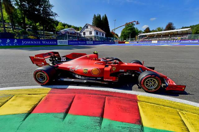 Formula Uno Calendario 2020.Formula 1 2019 Risultato Gara Gp Del Belgio Vince Leclerc