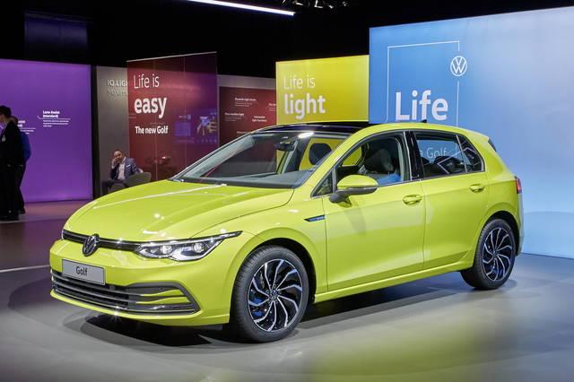 Volkswagen Golf: l'ottava generazione è la più avanzata di sempre