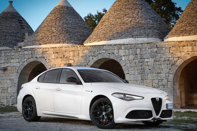 Alfa Romeo Giulia: i prezzi dell'edizione 2020