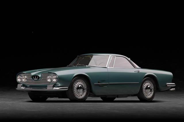 Celebrazione dei 60 anni: Maserati 5000 GT Maserati-5000gt_3