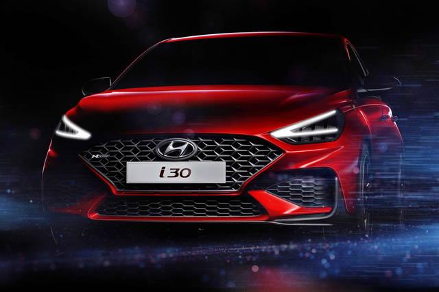 Hyundai i30: primi dettagli del restyling