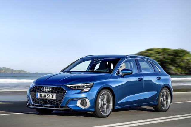 Audi A3 Sportback Annunciati I Prezzi
