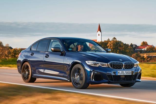 BMW M340d: diesel al potere
