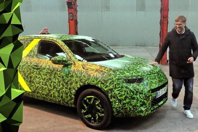 Opel Mokka 2021: da subito anche elettrica