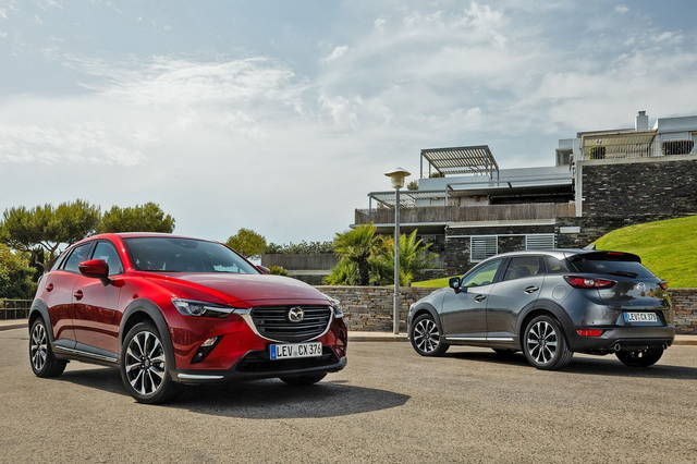 Mazda Cx 3 2020 La Gamma Si Semplifica