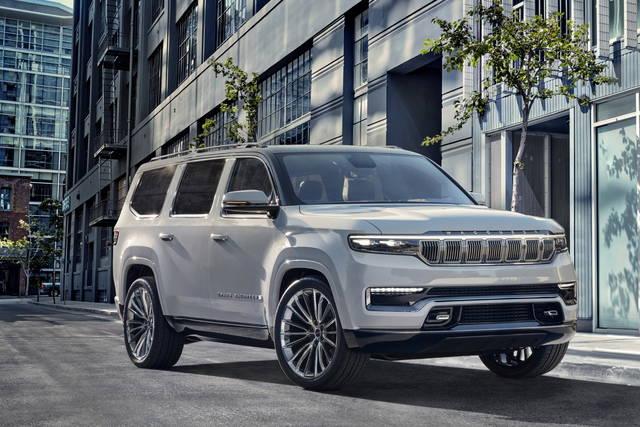 Grand Wagoneer, il lusso secondo la Jeep Jeep-grand-wagoneer-2020-09_15