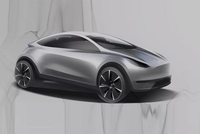 Tesla: nel 2023 l'auto da 25.000 dollari