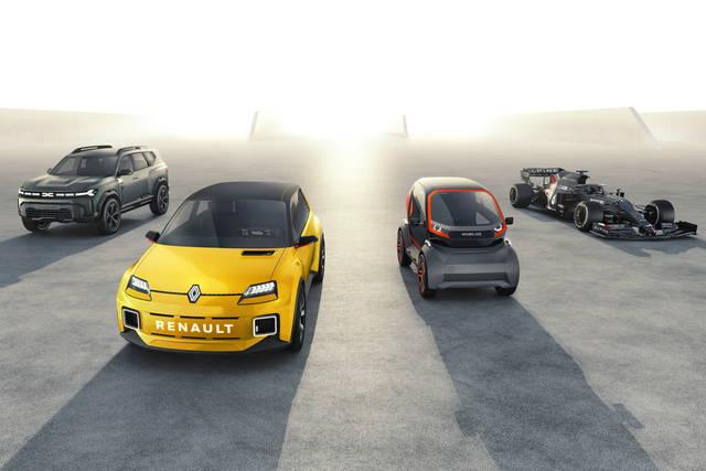 Gruppo Renault e Renaulution