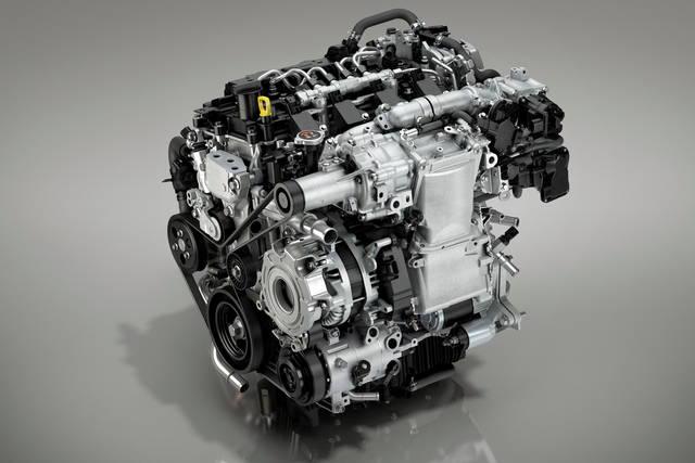 ¿El secreto del motor Mazda Skyactiv-X?  Esta en el compresor