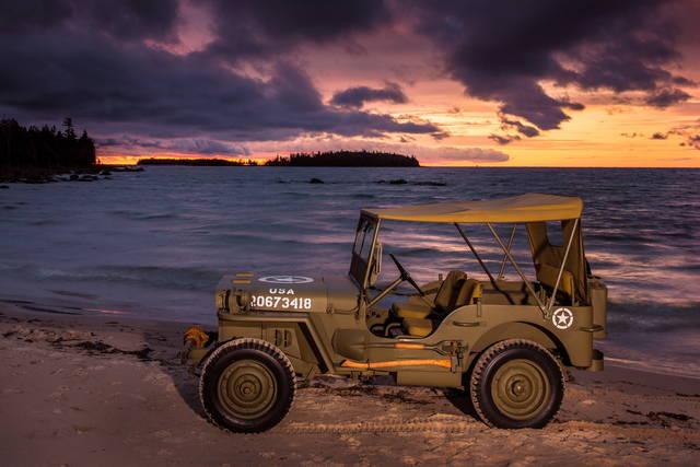 La Jeep compie 80 anni
