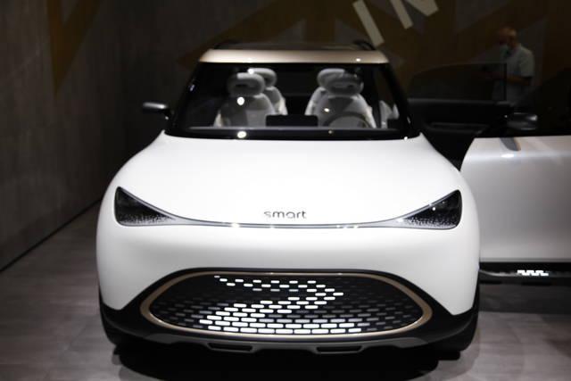 Concept #1: nuova vita per la Smart