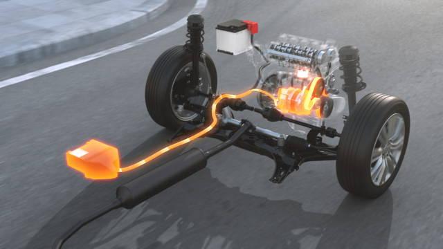 L'ibrido leggero sostituirà i motori diesel?