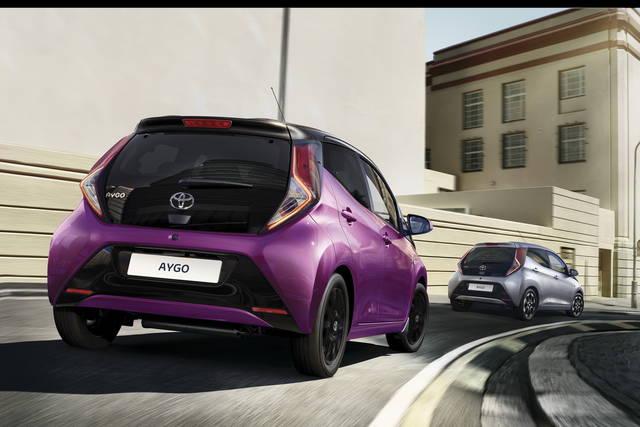 PSA-Toyota: fine dell'intesa per le utilitarie? Toyota-aygo-2018-06_08