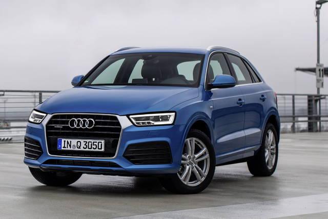 Audi q3 edizione 2015 prezzi da euro for Quando esce la nuova audi q3 2018