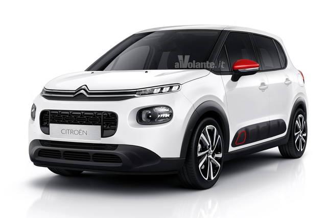 Citroën C3 Picasso: quasi pronta al debutto