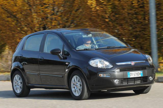 Fiat Punto Prima Serie (1993-1999) - Motor1.com