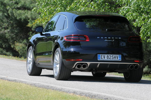 Dieselgate: in Germania richiamate 60.000 Porsche