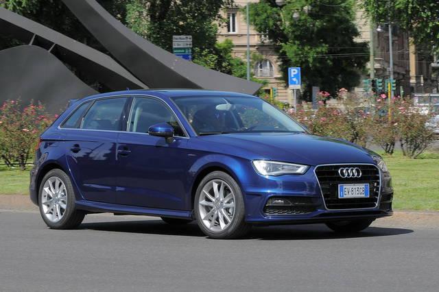 Image Result For Audi A Sportback Tfsi Cv Opinioni