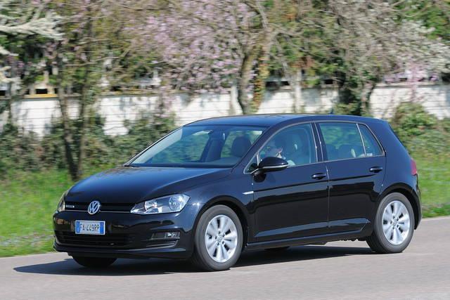 Volkswagen Golf 1.0 TSI: quei 3 cilindri che sanno ...