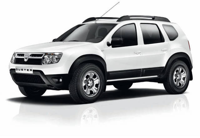 prova dacia duster 1 6 laur ate 4x4. Black Bedroom Furniture Sets. Home Design Ideas