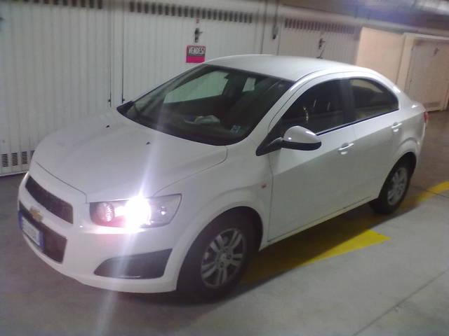 Prova Chevrolet Aveo 12 86 Cv Lt 4 Porte Dfetto