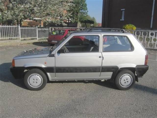 Prova Fiat Panda 900 i.e. Young - panda07 on