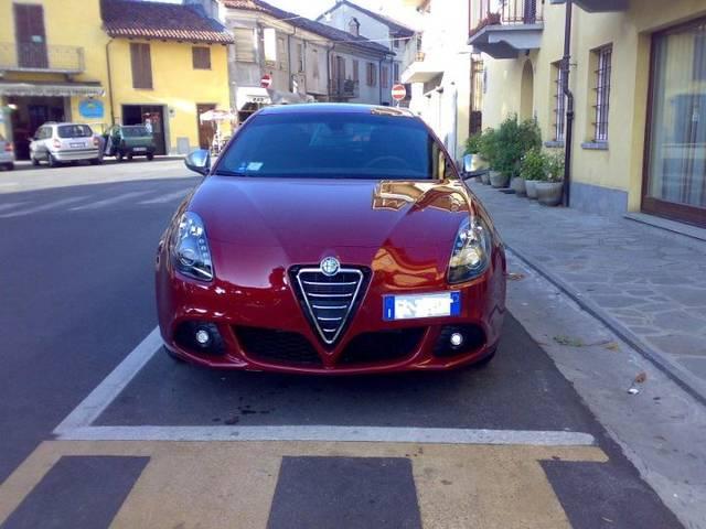Prova alfa romeo giulietta 1 4 turbo 120 cv distinctive for Prossime uscite alfa romeo