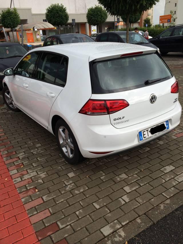 Prova Volkswagen Golf 16 Tdi 90 Cv Techsound 5p Giog