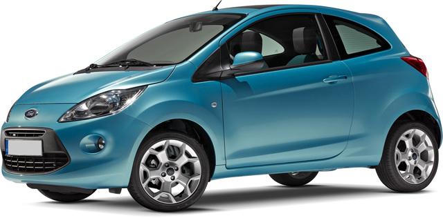 Prezzo Auto Usate Ford Ka 2016 Quotazione Eurotax