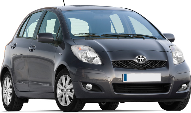 prezzo auto usate toyota yaris 2010 quotazione eurotax. Black Bedroom Furniture Sets. Home Design Ideas