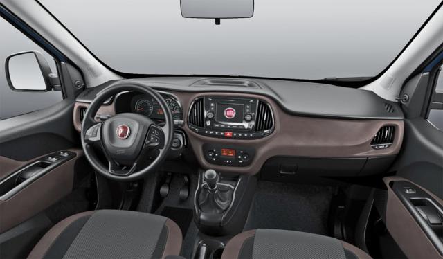 Fiat 124 Spyder >> Listino Fiat Doblò prezzo - scheda tecnica - consumi ...