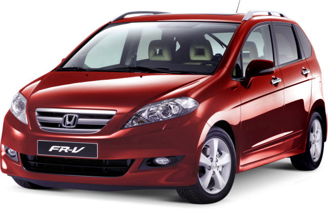 Prezzo auto usate Honda FR-V 2010 quotazione eurotax | 640 x 409 jpeg 93kB