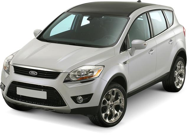 prezzo auto usate ford kuga 2009 quotazione eurotax. Black Bedroom Furniture Sets. Home Design Ideas