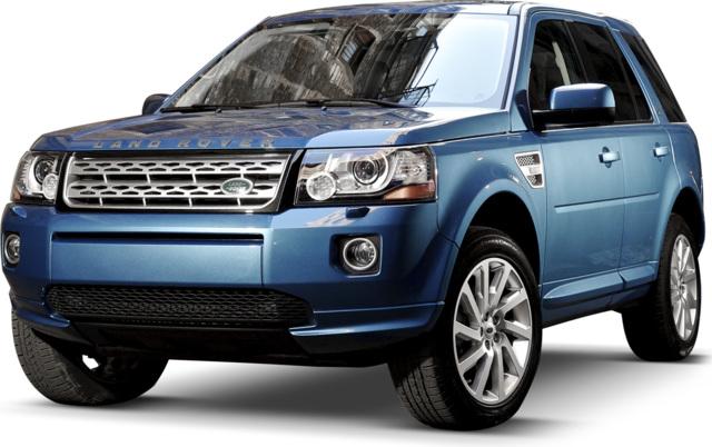 Prezzo auto usate Land Rover Freelander 2017 1° sem ...