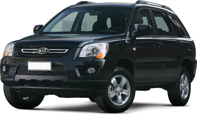 prezzo auto usate kia sportage 2009 quotazione eurotax. Black Bedroom Furniture Sets. Home Design Ideas